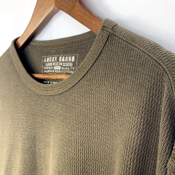 Lucky Brand Other - Lucky Brand Long Sleeve Pullover